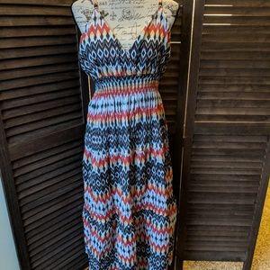 Mlle Gabrielle Maxi Dress-XL